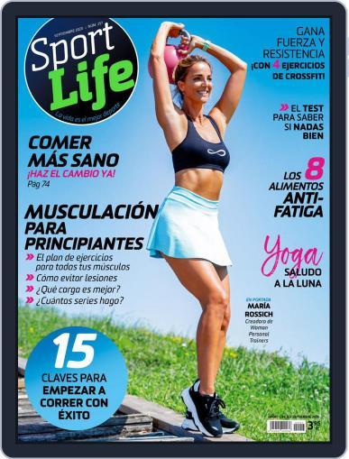 Sport Life Magazine (Digital) September 1st, 2020 Issue Cover