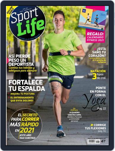 Sport Life Magazine (Digital) January 1st, 2021 Issue Cover