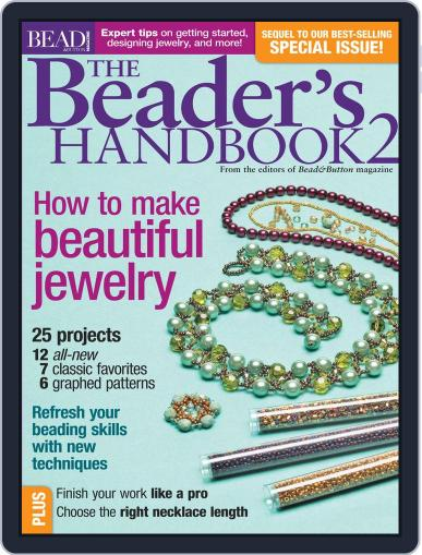 The Beader's Handbook 2 Magazine (Digital) March 7th, 2012 Issue Cover
