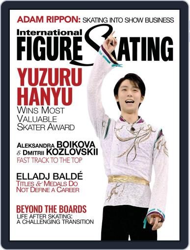 International Figure Skating Magazine (Digital) October 1st, 2020 Issue Cover
