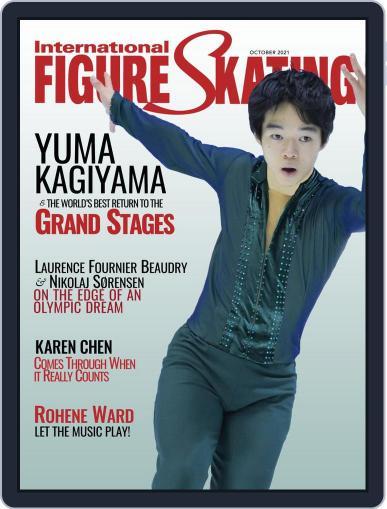 International Figure Skating Magazine (Digital) October 1st, 2021 Issue Cover
