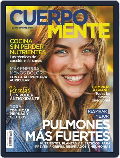 Cuerpomente Magazine (Digital) October 1st, 2020 Issue Cover