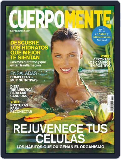 Cuerpomente Magazine (Digital) August 1st, 2021 Issue Cover