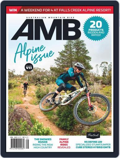 Australian Mountain Bike Magazine (Digital) December 1st, 2020 Issue Cover