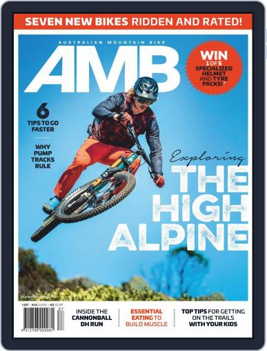 Australian Mountain Bike Magazine (Digital) January 1st, 2021 Issue Cover