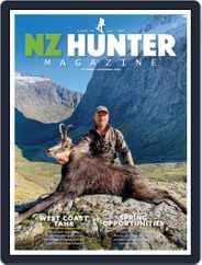 NZ Hunter Magazine (Digital) Subscription October 1st, 2020 Issue
