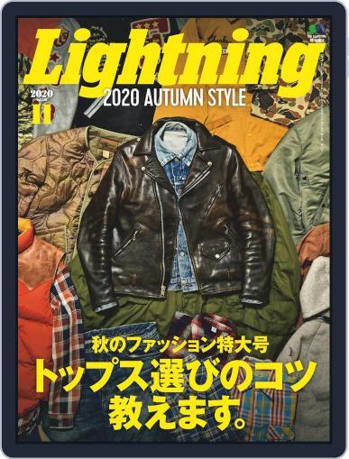 Lightning (ライトニング) Magazine (Digital) September 30th, 2020 Issue Cover