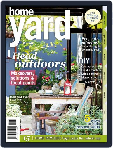 Home Yard July 28th, 2015 Digital Back Issue Cover