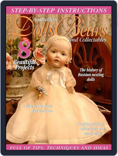 Dolls Bears & Collectables (Digital) December 1st, 2017 Issue Cover