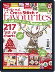 Cross Stitch Favourites Magazine (Digital) Subscription August 19th, 2020 Issue
