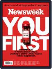 Newsweek International Magazine (Digital) Subscription December 4th, 2020 Issue