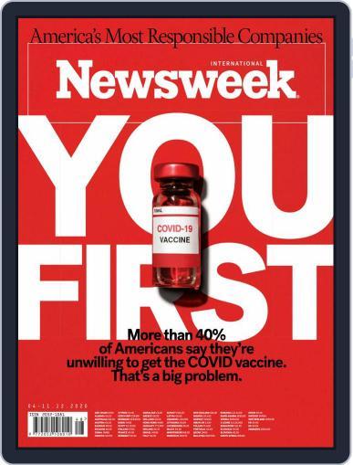 Newsweek International Magazine (Digital) December 4th, 2020 Issue Cover