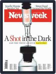 Newsweek International Magazine (Digital) Subscription September 25th, 2020 Issue