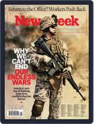 Newsweek International Magazine (Digital) Subscription April 23rd, 2021 Issue