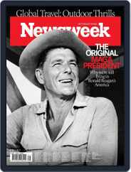 Newsweek International Magazine (Digital) Subscription August 6th, 2021 Issue