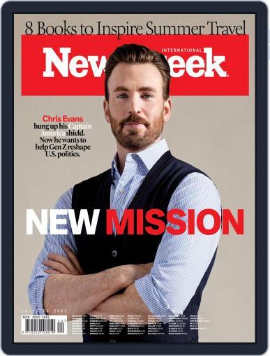 Newsweek International Magazine (Digital) June 18th, 2021 Issue Cover