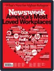 Newsweek International Magazine (Digital) Subscription October 29th, 2021 Issue