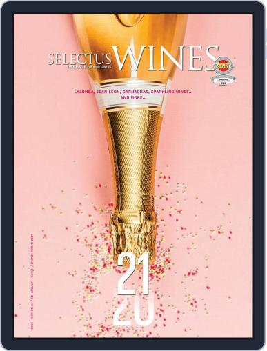 Selectus Wines Magazine (Digital) January 1st, 2021 Issue Cover