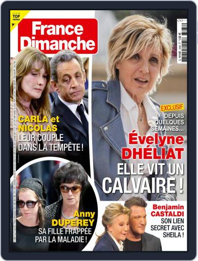France Dimanche Magazine (Digital) March 5th, 2021 Issue Cover