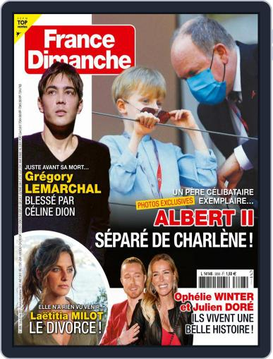 France Dimanche Magazine (Digital) May 14th, 2021 Issue Cover