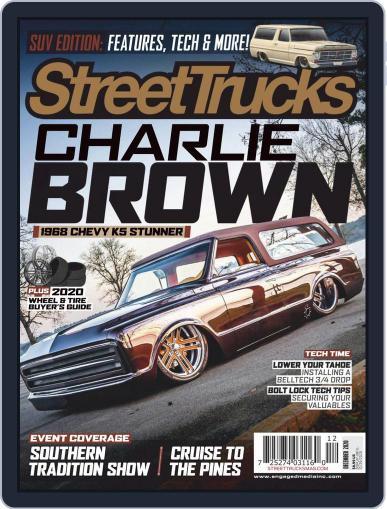 Street Trucks Magazine (Digital) December 1st, 2020 Issue Cover