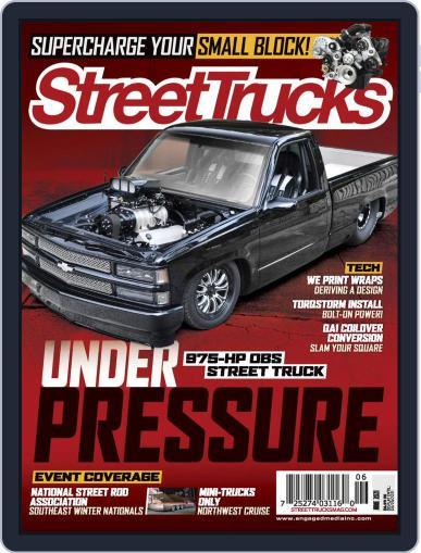 Street Trucks Magazine (Digital) June 1st, 2021 Issue Cover