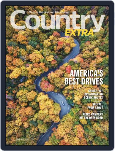 Country Extra Magazine (Digital) November 1st, 2020 Issue Cover