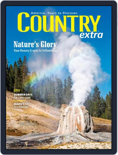 Country Extra Magazine (Digital) July 1st, 2021 Issue Cover