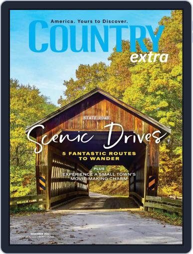 Country Extra Magazine (Digital) November 1st, 2021 Issue Cover