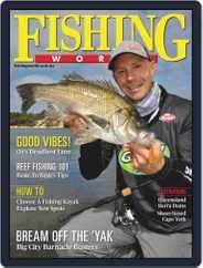 Fishing World Magazine (Digital) Subscription November 1st, 2020 Issue