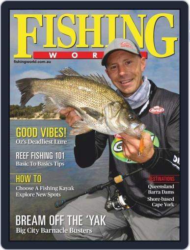 Fishing World Magazine (Digital) November 1st, 2020 Issue Cover