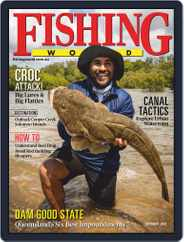 Fishing World Magazine (Digital) Subscription October 1st, 2020 Issue