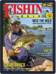 Fishing World Magazine (Digital) Subscription April 1st, 2021 Issue