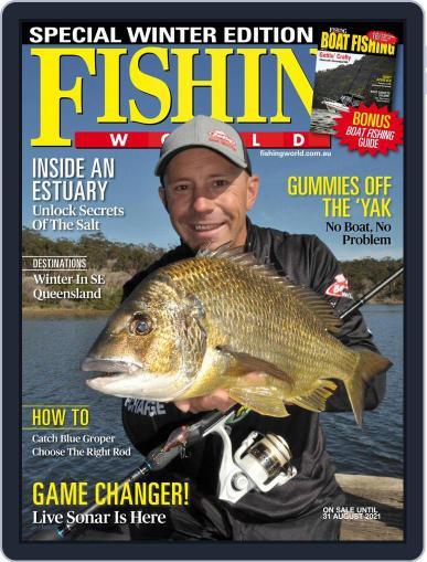 Fishing World Magazine (Digital) June 1st, 2021 Issue Cover