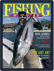 Fishing World Magazine (Digital) Subscription May 1st, 2021 Issue