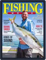 Fishing World Magazine (Digital) Subscription November 1st, 2021 Issue