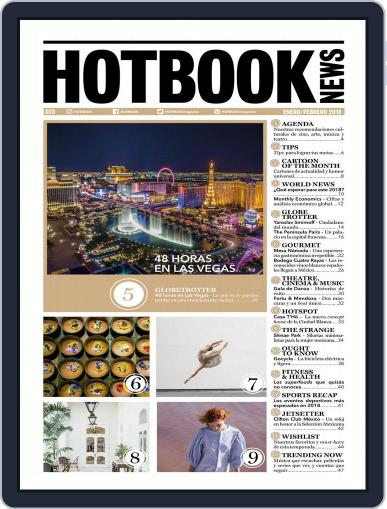 Hotbook News Magazine (Digital) January 2nd, 2018 Issue Cover