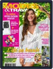 Modes & Travaux Magazine (Digital) Subscription August 1st, 2021 Issue