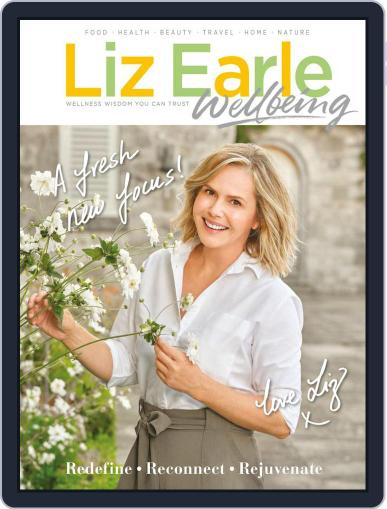 Liz Earle Wellbeing Magazine (Digital) March 1st, 2021 Issue Cover