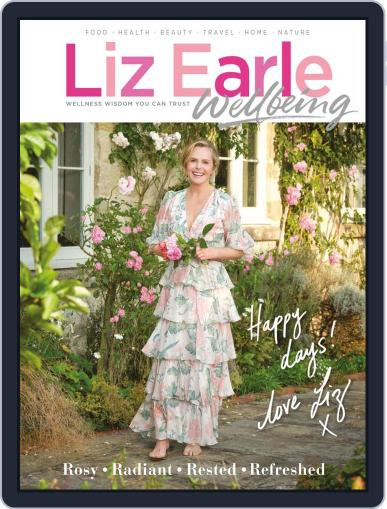 Liz Earle Wellbeing Magazine (Digital) May 1st, 2021 Issue Cover