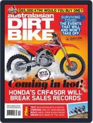 Australasian Dirt Bike Magazine (Digital) Subscription October 1st, 2020 Issue