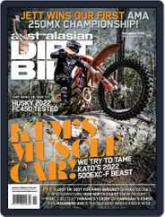Australasian Dirt Bike Magazine (Digital) Subscription November 1st, 2021 Issue