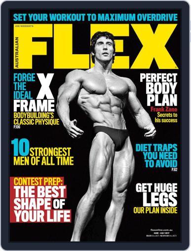FLEX Australia June 1st, 2017 Digital Back Issue Cover