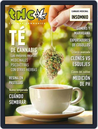 Revista THC Magazine (Digital) September 1st, 2020 Issue Cover