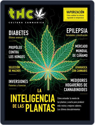 Revista THC Magazine (Digital) February 1st, 2021 Issue Cover