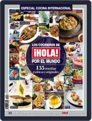 Hola! Especial Cocina Internacional Magazine (Digital) Subscription July 23rd, 2015 Issue