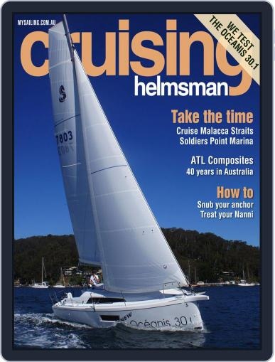 Cruising Helmsman June 1st, 2020 Digital Back Issue Cover