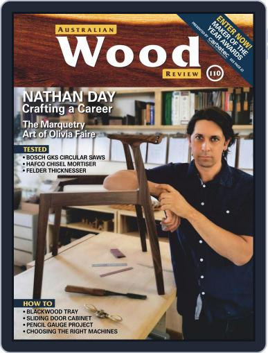 Australian Wood Review Magazine (Digital) March 1st, 2021 Issue Cover