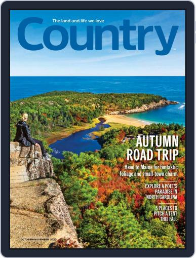 Country Magazine (Digital) October 1st, 2020 Issue Cover