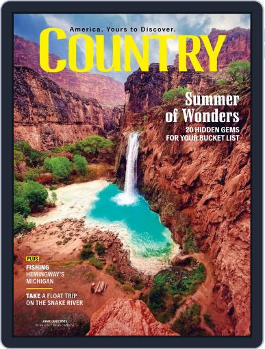 Country Magazine (Digital) June 1st, 2021 Issue Cover
